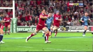 Super Rugby Semi Finals 2011 Highlights