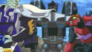 Transformers Robots in Disguise Episode 31 A Friendly Contest