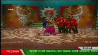 btv dance show by kamal pulok
