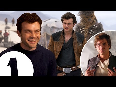 I wear Han Solo s jacket constantly Star Wars newcomer Alden Ehrenreich on landing the epic role.