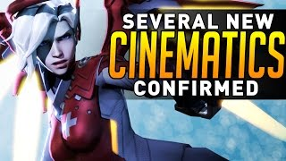 Overwatch - New Animated Shorts CONFIRMED! (Season 2 of Cinematics)