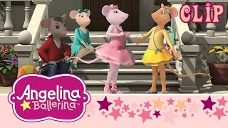 Angelina Ballerina - Frère Jacques