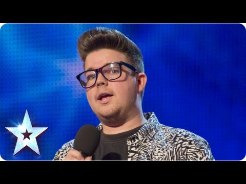 Alex Keirl singing Bring Him Home Week 4 Auditions Britain s Got Talent 2013