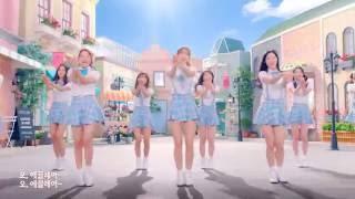 [쁘띠첼] 오! 에끌레어 IOI CF 광고 w/ I.O.I (Dance Ver.)