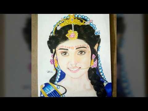 Xxx Mp4 Drawing Mallika Singh As Radha Radhakrishna Star Bharat 3gp Sex