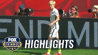 Best of the USWNT in two minutes - 2015 FIFA Women's World Cup Highlights