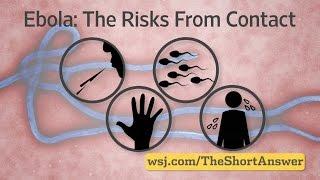 Ebola: How Contagious is the Virus?