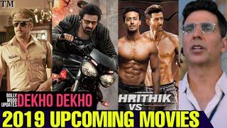Bollywood 2019 Upcoming Movies, War Saaho से लेकर Dabangg 3 तक 5000 करोड़ का धमाका, Akshay | Salman