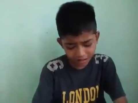 Beautiful Recitation By Small Boy