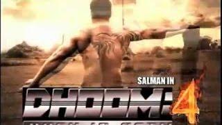 Dhoom 4 Movie Trailer 2016  Salman Khan, Deepika Padukone Unofficial Trailer Fanmade