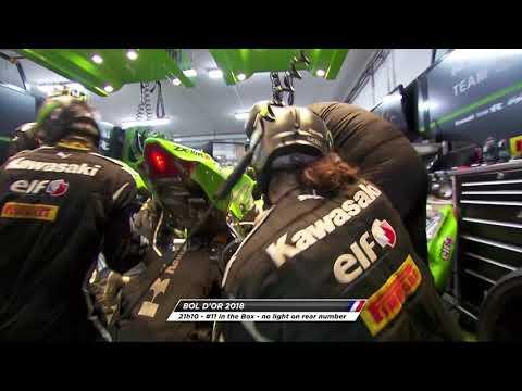Xxx Mp4 Bol D Or 2018 SRC Kawasaki France At Work 3gp Sex