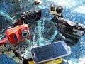 Whats the best waterproof camera?  Kodak, Olympus, Gopro or Ricoh?