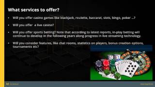 How to start a internet gambling site rio suites hotel and casino
