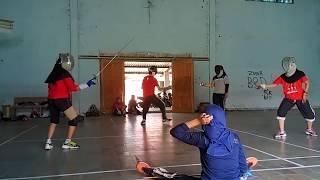 Teknik Dasar Olahraga Anggar