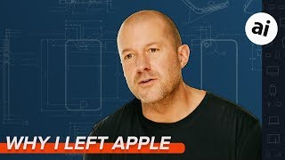 Jony Ive Is OUT At Apple - What Is His Legacy?