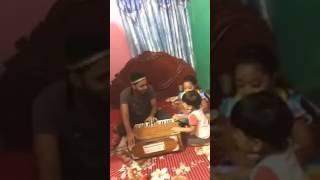 Sonar Moyna Ghore Thuia ¦ সোনার ময়না ঘরে থুইয়া বাইরে তালা ¦ Arfin Rumey Facebook Live(17/11/2016)