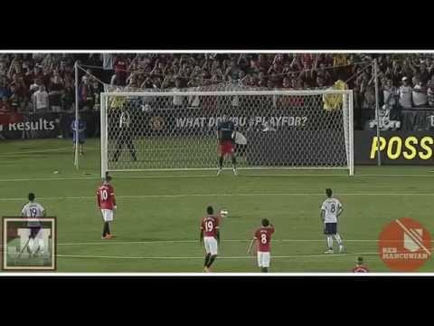 Manchester United   All Pre-Season Goals 2014/15 (HD)   RedMancunianTV