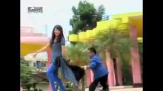 Lagu Banjar (Kalsel) Nenk Lilis Pink Pink  feat ANANG kecil banget  - KAWIN
