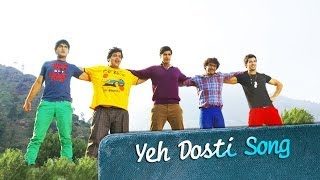 Yeh Dosti (Video Song) | Purani Jeans | Aditya Seal, Tanuj Virwani & Izabelle Leite