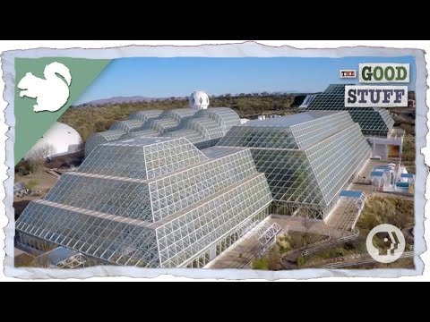 Inside Biosphere 2 The World s Largest Earth Science Experiment