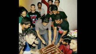 Birthday of Guru James & nogor baul band with dustu cheler dol - milon mela
