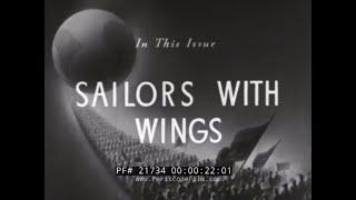 SAILORS WITH WINGS   PRE-WWII  U.S. NAVY  FLYING FLEET  21734