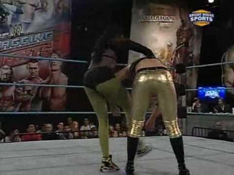 Naomi Night vs. Aksana FCW 02.21.10