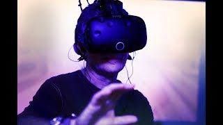 Neurable Showcase at VR World NYC