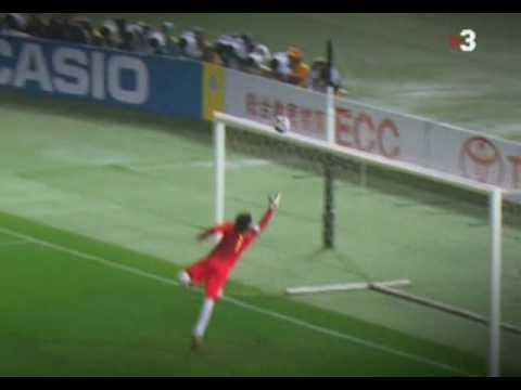 Ronaldinho vs altres històrics cracs del Barça