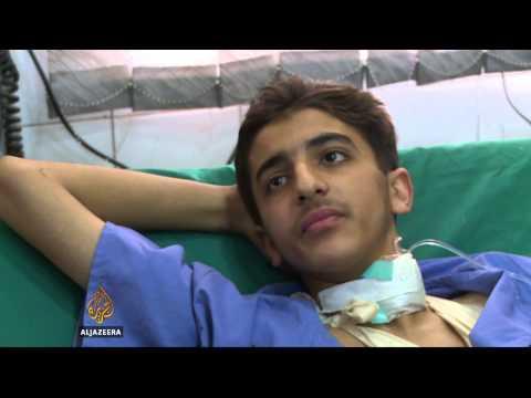 Peshawar attack survivors hang on for life