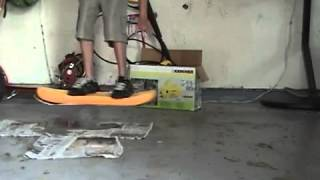 Amazing homemade hoverboard easy