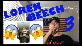 LOREN BEECH PT. 3 Musical.ly Compilation October & November (reaction)