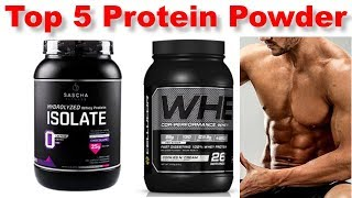 Top 5 Protein Powder In 2018 || Best Protein Powder Review ||