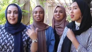 اغنية الفتيات العربيات المحتجبات التي هزت قلوب العالم جديد 2017 روعة