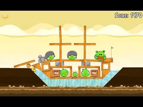 Xxx Mp4 Official Angry Birds Walkthrough For Theme 5 Levels 6 10 3gp Sex