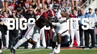 College Football Biggest Hits 2016-17 ᴴᴰ