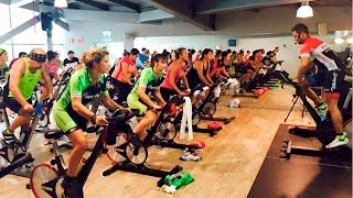 MaterClass Indoor Cycling