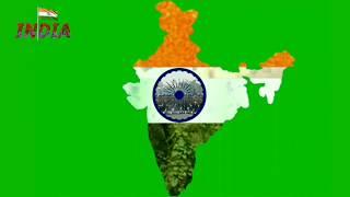 india green screen video.