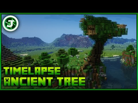 Xxx Mp4 Minecraft Timelapse Ancient Tree House With Download 3gp Sex