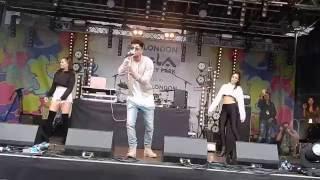 Zack Knight Zee London Mela 2016 Full Performance