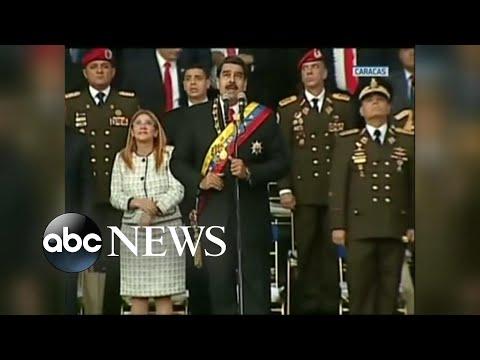 Xxx Mp4 Venezuelan President Targeted In Apparent Assassination Attempt 3gp Sex