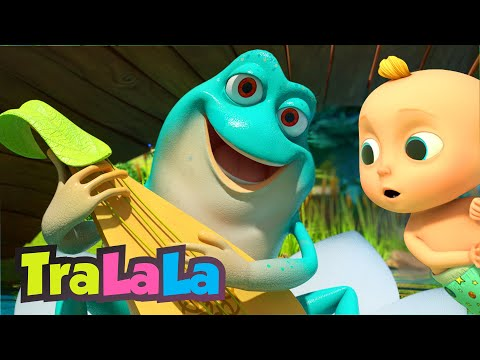 Elefantul Cici TOP 25 Cântece pentru copii TraLaLa