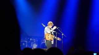 Make It Rain Cover  Ed Sheeran Live In Seattle  Multiply Tour 2014
