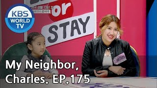 My Neighbor, Charles   이웃집 찰스 Ep174/ Khom Hary married a Korean man at the age of 21[ENG/2019.02.12]