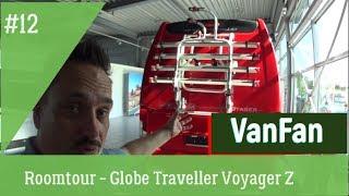 Pössl gegen Globe Traveller Z - Roomtour Globe Traveller - Teil 12