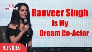 Ranveer Singh Is My Dream Co Actor | Anya Singh YRF New Talent