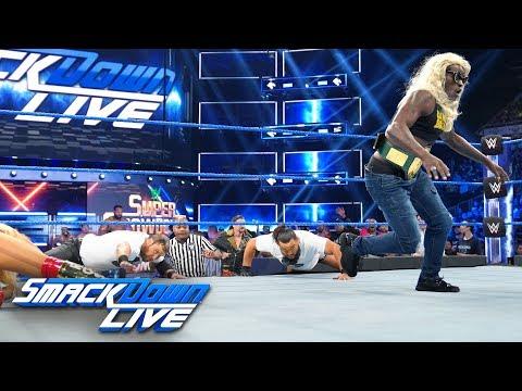 Xxx Mp4 Carmella Vs Mandy Rose SmackDown LIVE May 21 2019 3gp Sex