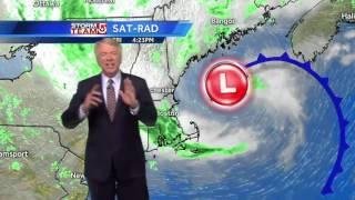 Video: Skies turning sunny on Saturday