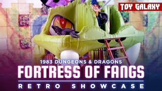 1983 Dungeons and Dragons Fortress of Fangs Playset - Retro Showcase #20