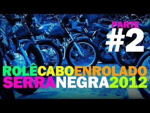 Fan com motor de CB 300 Rolê Cabo Enrolado Serra Negra 2012 Parte2 de 3